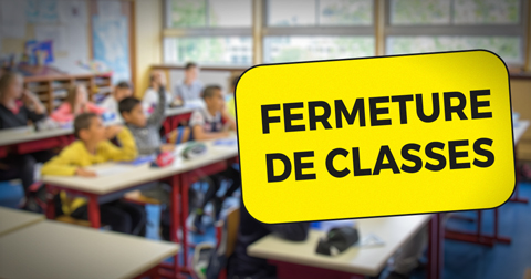 fermeture classes 5 02 2021