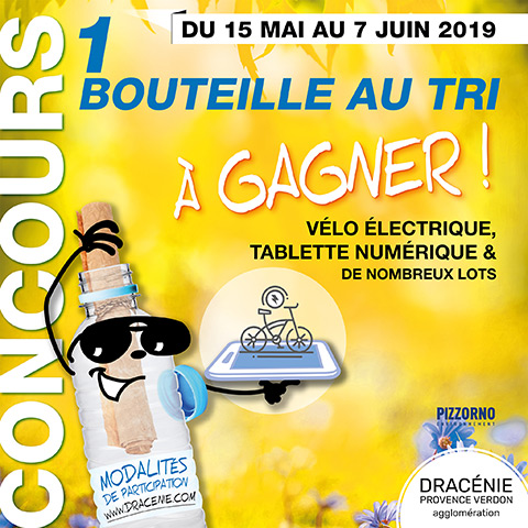Concours Bouteille tri