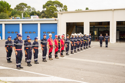 pompiers ceremonie coste site 2