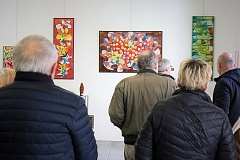 Vernissage exposition Saint Valentin